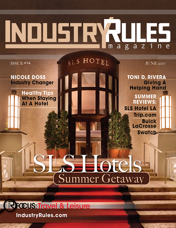 Industry Rules Magazine June 2017