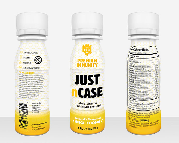 Just 'nCase Nutrition