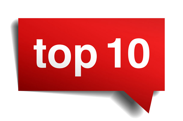 Top Ten: Difference Makers (Black History)